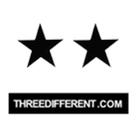 threedifferent.com logo