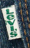 Green tab (levi