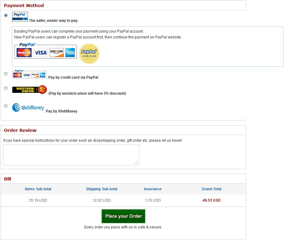 Оплата порно сайтов через paypal