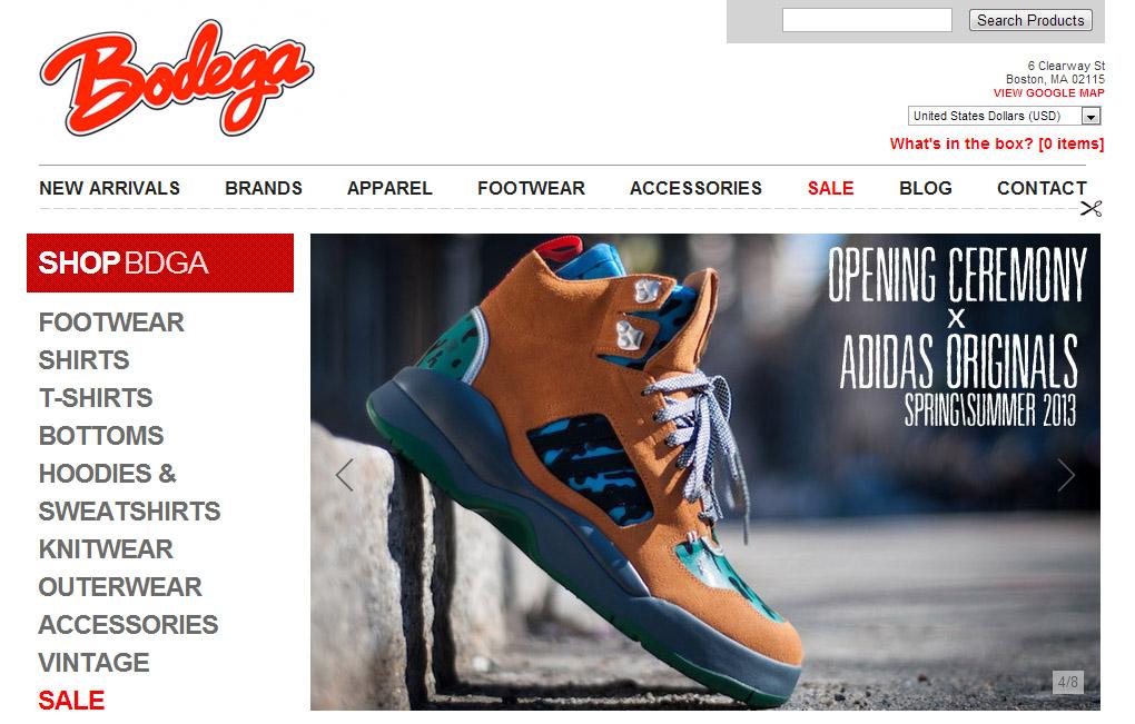 6fd227831 Bdgastore.com - известный американский магазин кроссовок и уличной моды /  Вики и блоги / gSconto
