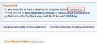 Связь со службой поддержки Amazon