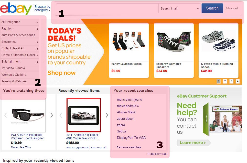 Реклама товара на ebay реклама страниц google plus