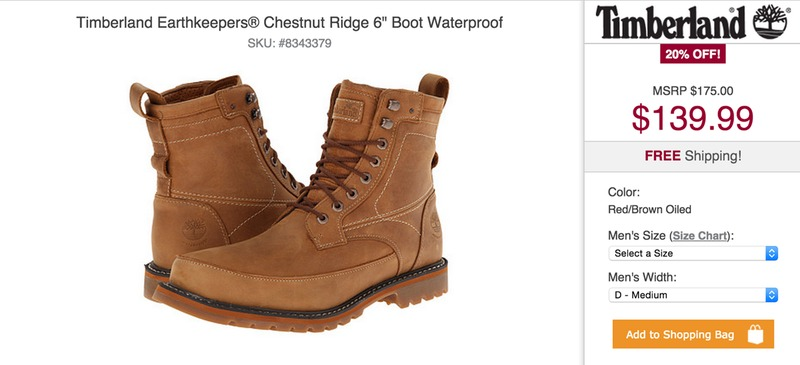 Earthkeepers Brook Park Chukka Shoes Homme