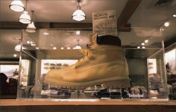 0f7492821f1a Натан Шварц выпускает свои первые кожаные абсолютно водонепроницаемые  желтые ботинки под названием