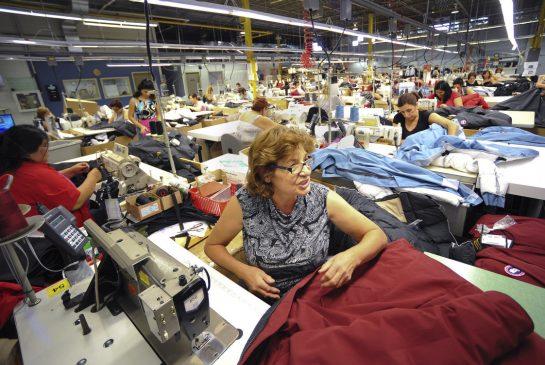Nafta Clothing Made From Nylon S Yarn